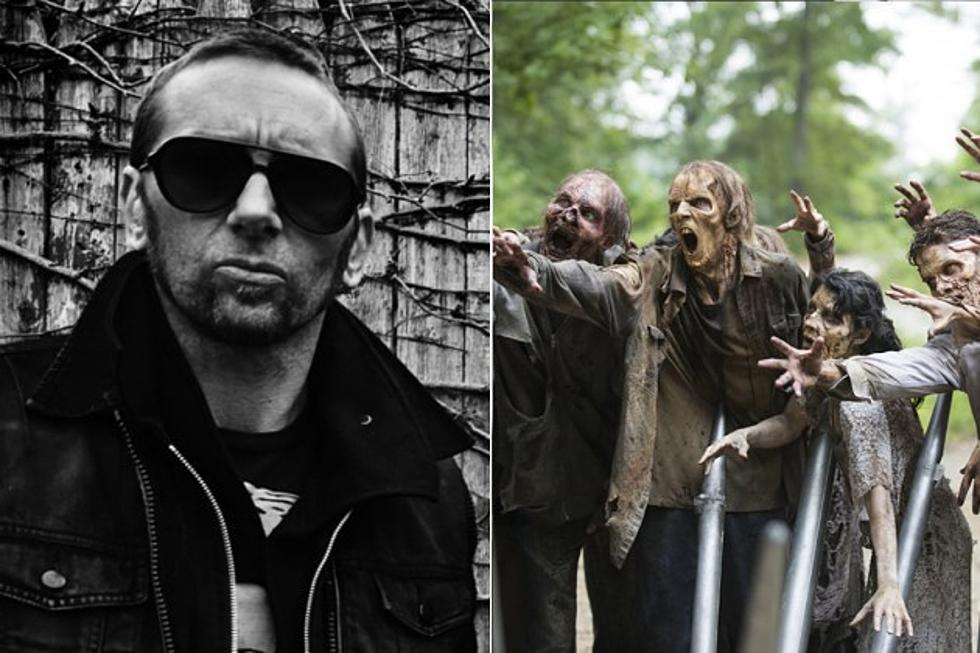 Godsmack's Shannon Larkin Recaps 'The Walking Dead' Season 5, Ep  8
