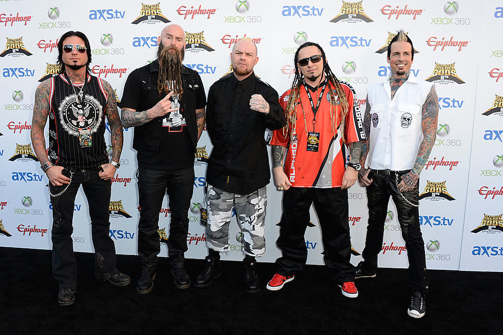 five finger death punch  Five Finger Death Punch > Loudwire