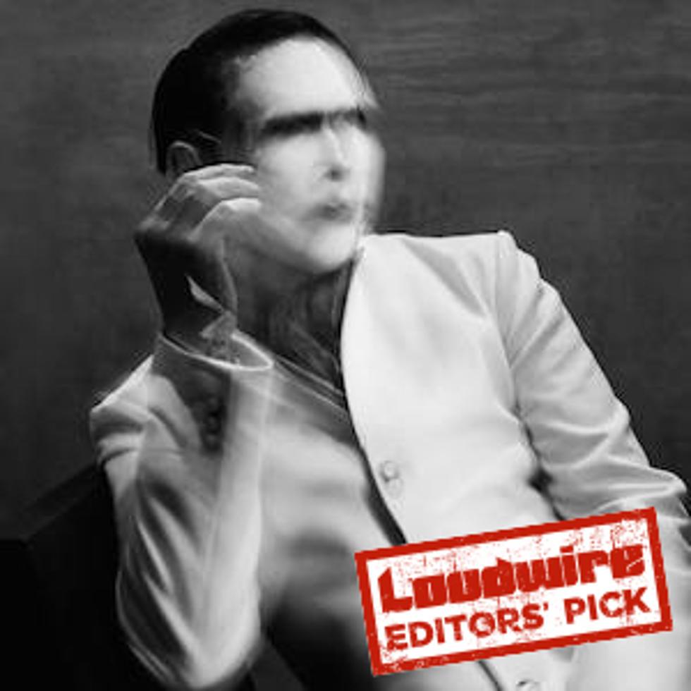 Marilyn Manson, 'The Pale Emperor' - Album Review