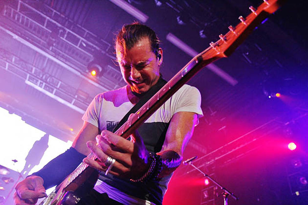Bush's Gavin Rossdale: 'Black and White Rainbows' by No