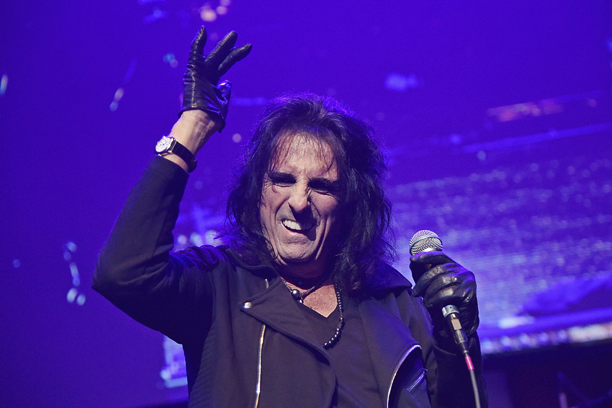 Alice Cooper Announces 'An Evening With' 2019 Tour Dates