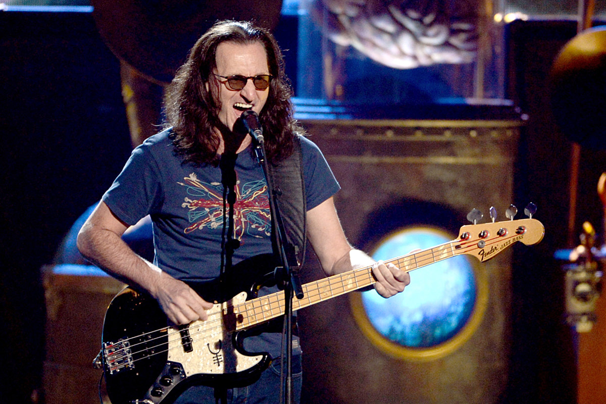 Geddy Lee Auctioning Six Stellar Guitars From His Collection