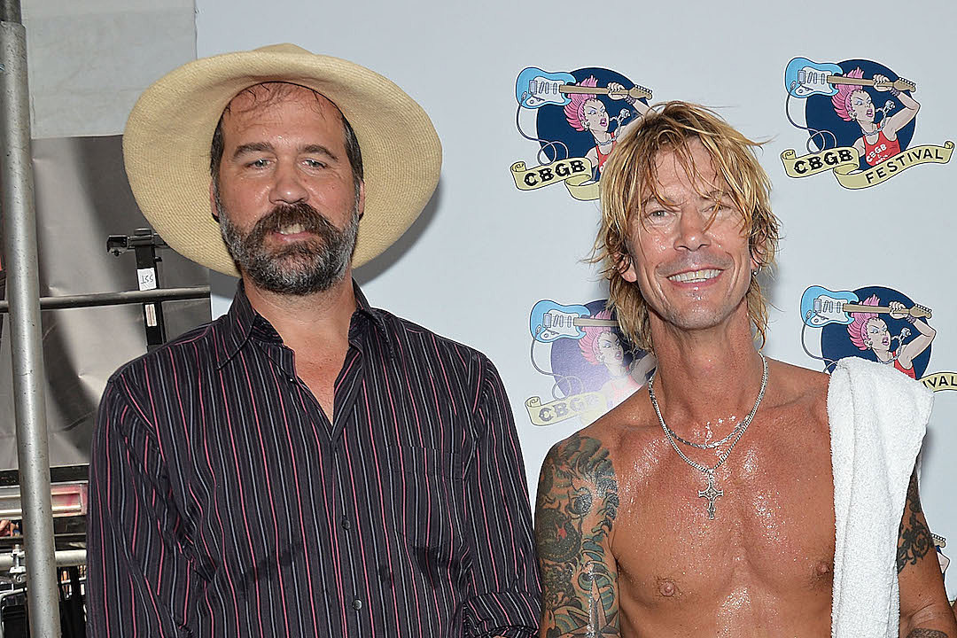 Krist Novoselic to Join Duff McKagan For Book Event