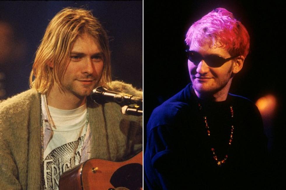 Kurt Cobain + Layne Staley Each Die on April 5 Eight Years Apart