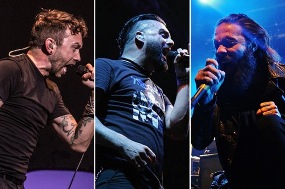 Rise Against To Tour North America With Killswitch Engage +