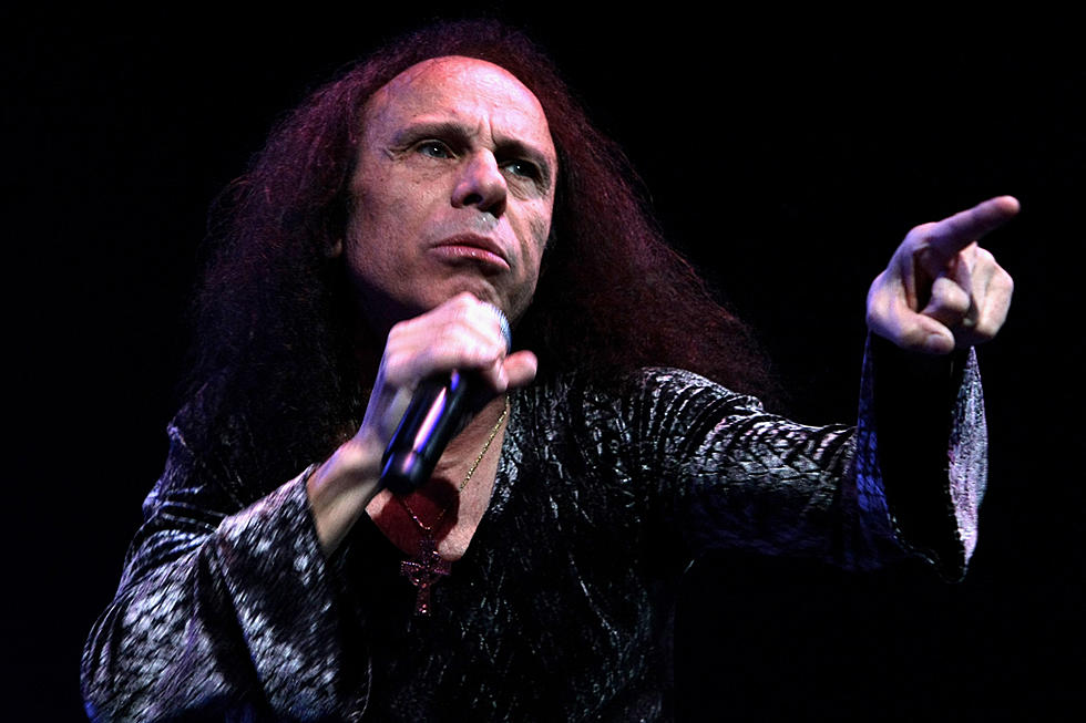 Wendy Dio: There's 'At Least Three' Unreleased Dio Songs