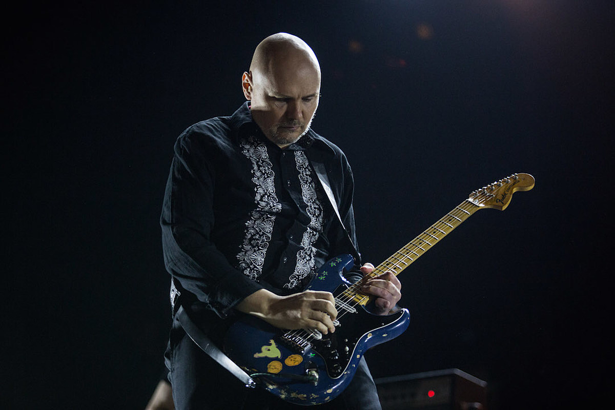 Smashing Pumpkins Smashing Pumpkins Confirm 'Mellon Collie' + 'Machina' Sequel