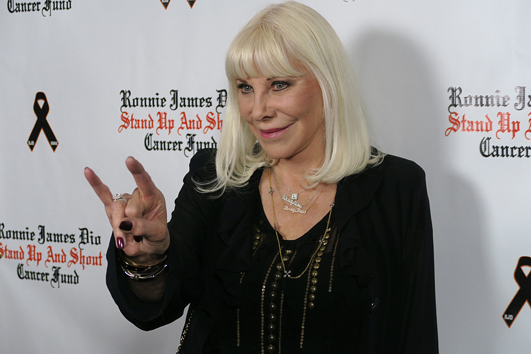 Wendy Dio Names Her Favorite Songs by Ronnie James Dio