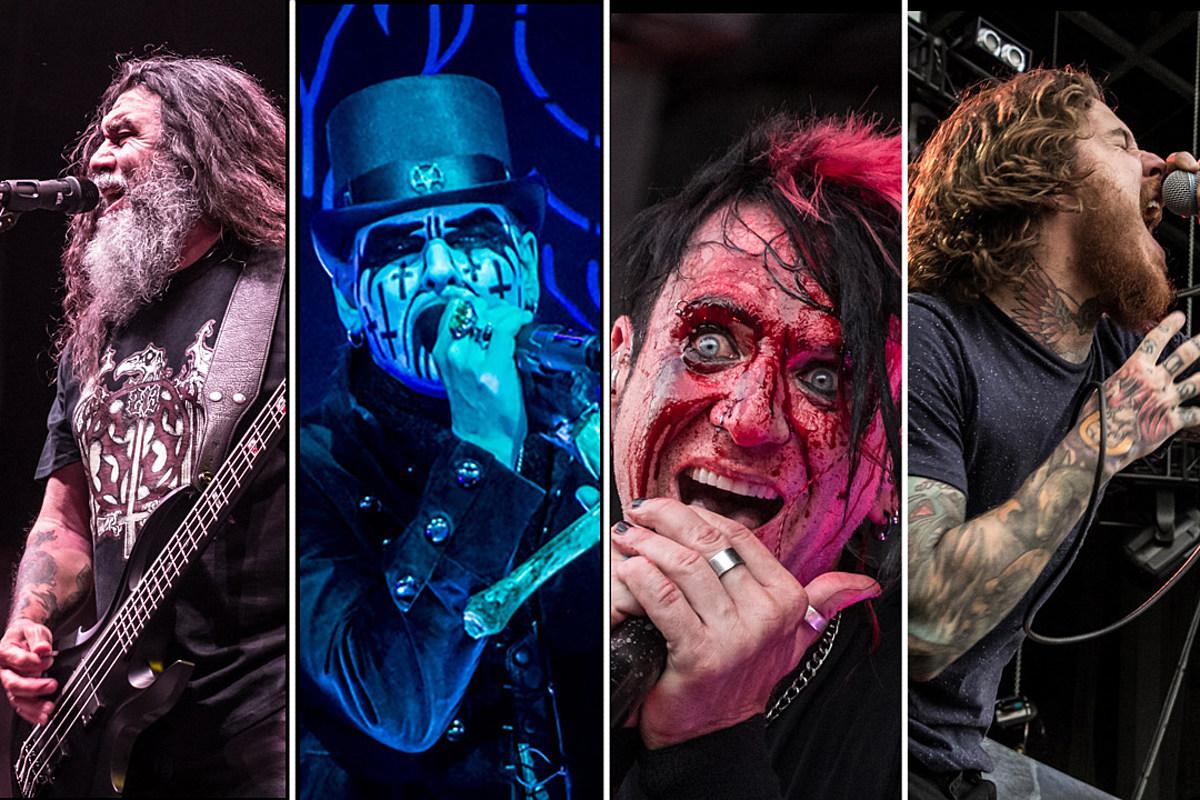 Slayer   King Diamond Rock 2015 Mayhem Festival Main Stage