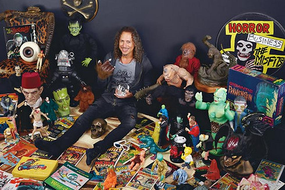 Metallica's Kirk Hammett to Do Signings at 2015 Comic-Con