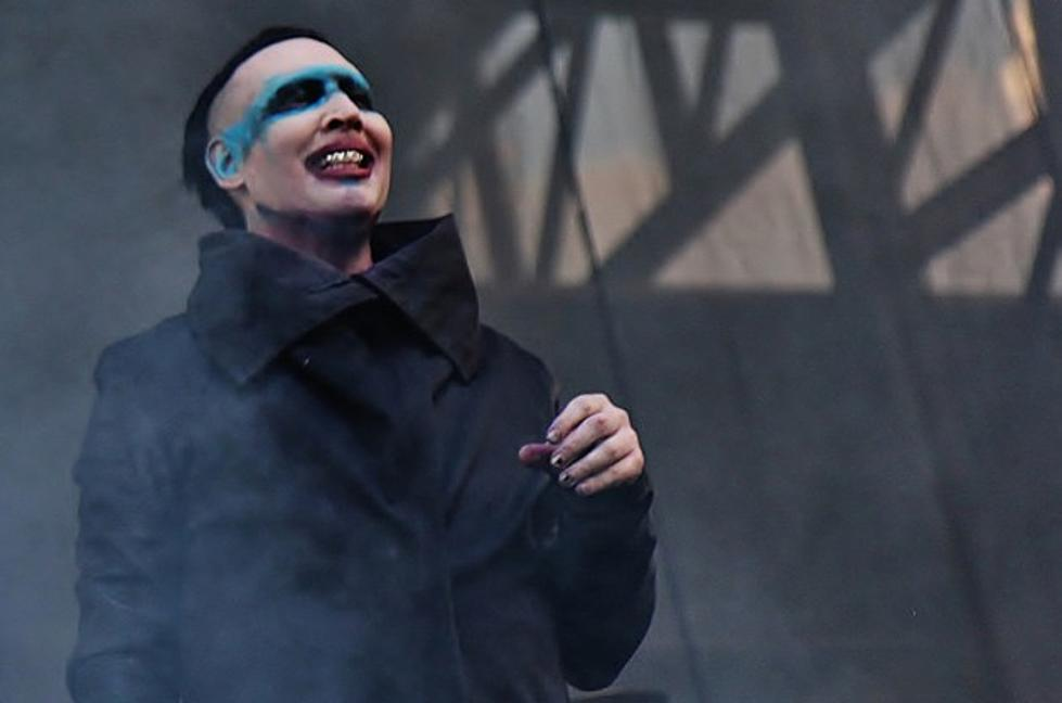 Marilyn Manson Talks Collaborations in Reddit AMA Session