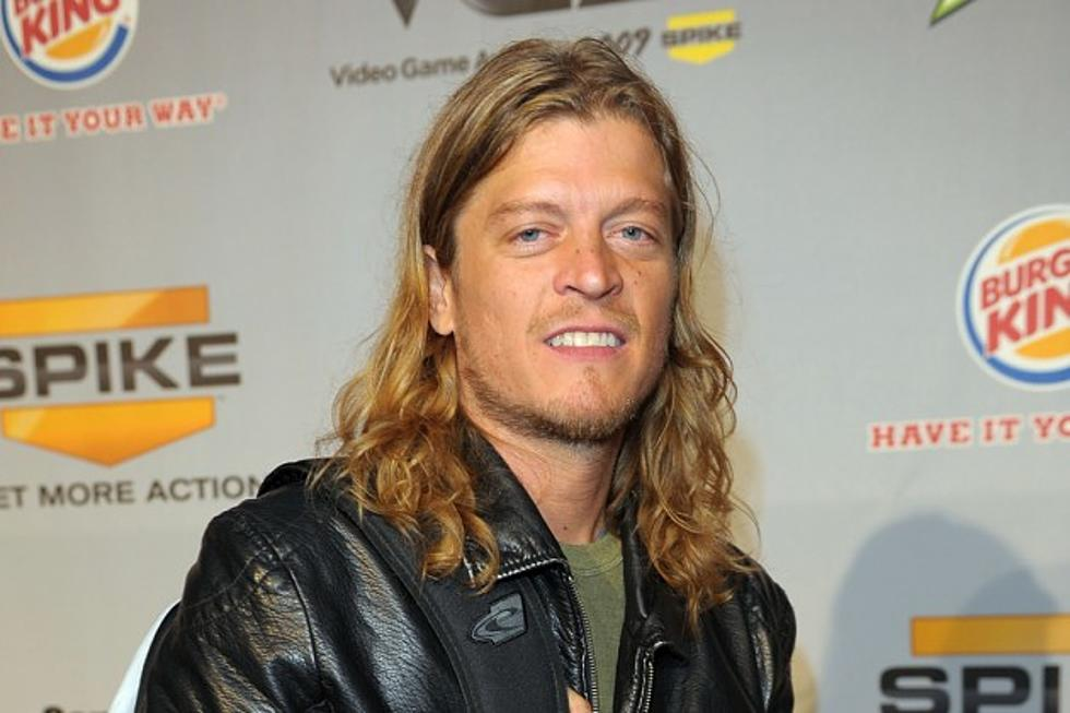 Puddle of Mudd's Wes Scantlin Arrested for DWI in Minnesota