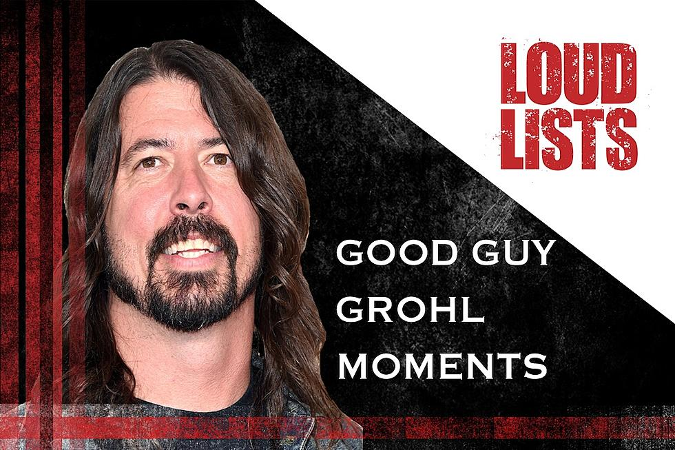 10 Awesome 'Good Guy Grohl' Moments
