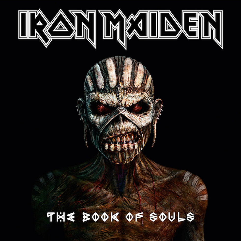 Iron Maiden Announce New Album 'The Book of Souls'