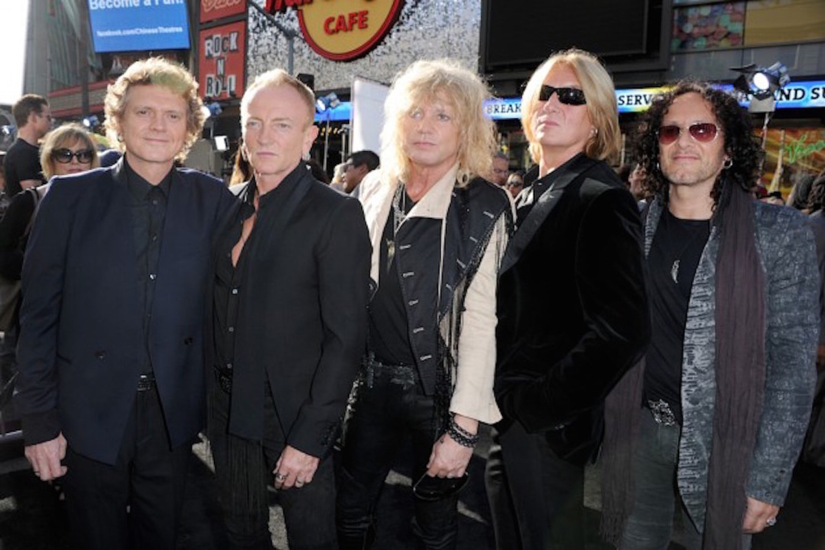 Def Leppard Lead 2019 Rock and Roll Hall of Fame Induction Class