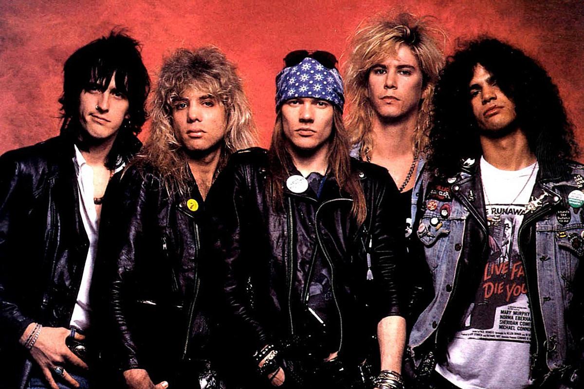 10 Best Guns N' Roses Videos