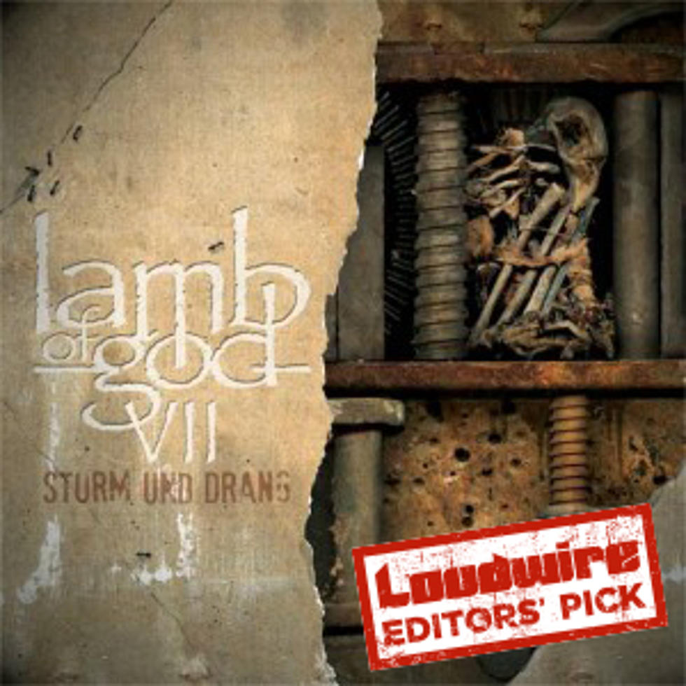 79d20ee24 Lamb of God, 'VII: Sturm und Drang' – Album Review