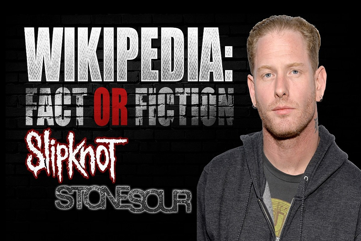 Corey Taylor Plays 'Wikipedia: Fact or Fiction?' (Part 1)