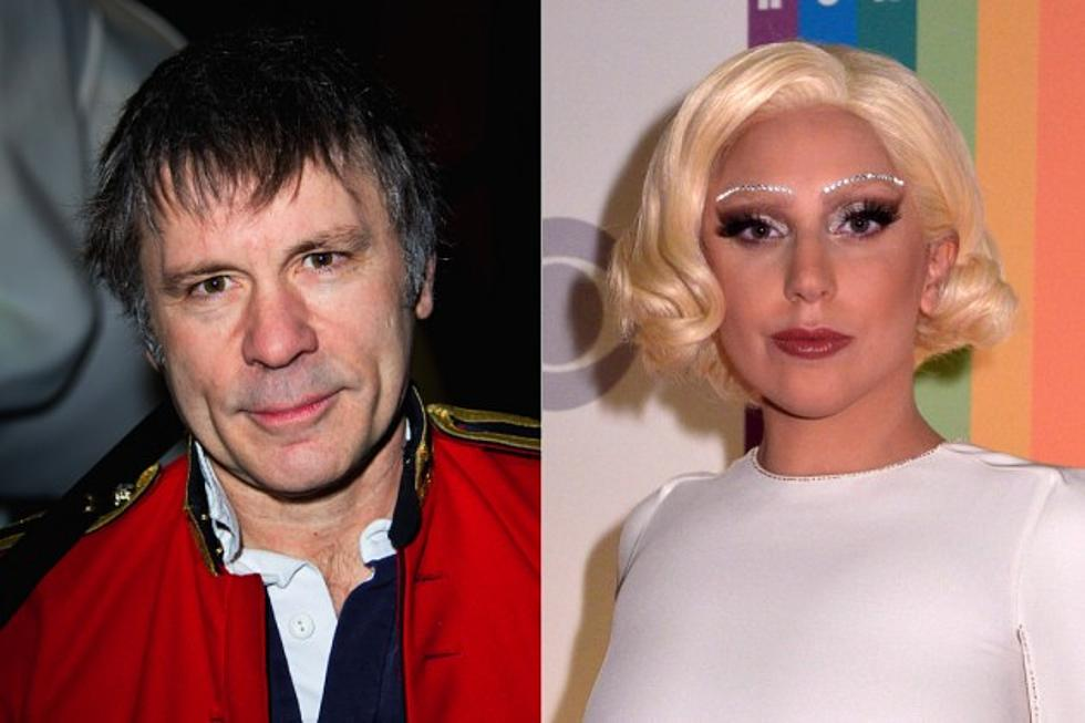 Lady Gaga Rather Be the Next Iron Maiden Than the Next Madonna