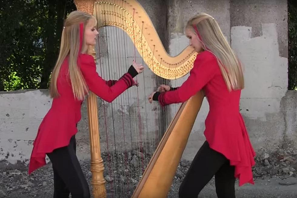 The Harp Twins Cover Metallicas One
