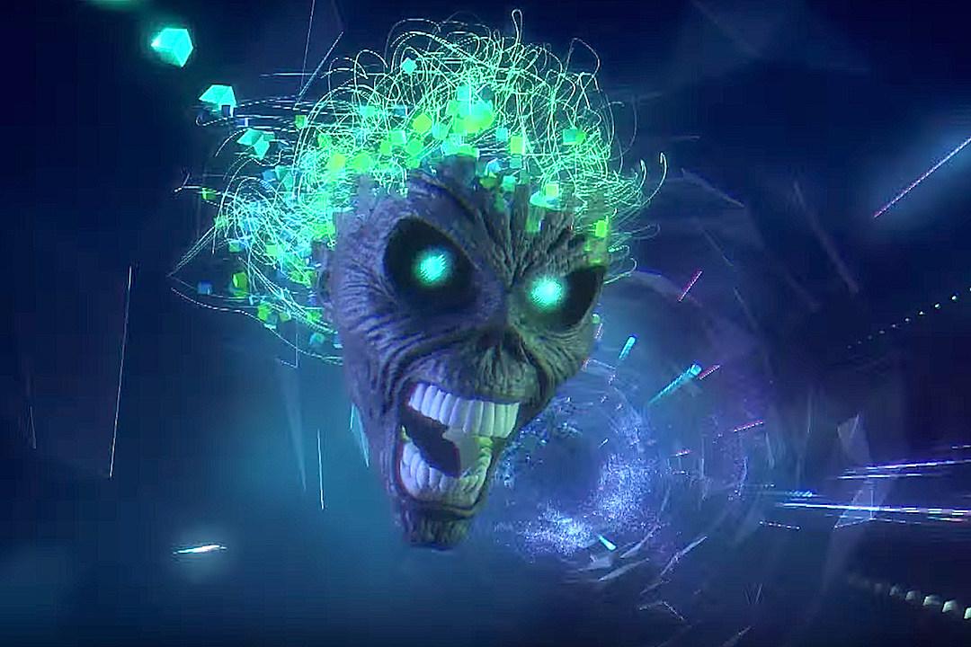 bee2ffb028f2 Iron Maiden Unleash New Video 'Speed of Light'