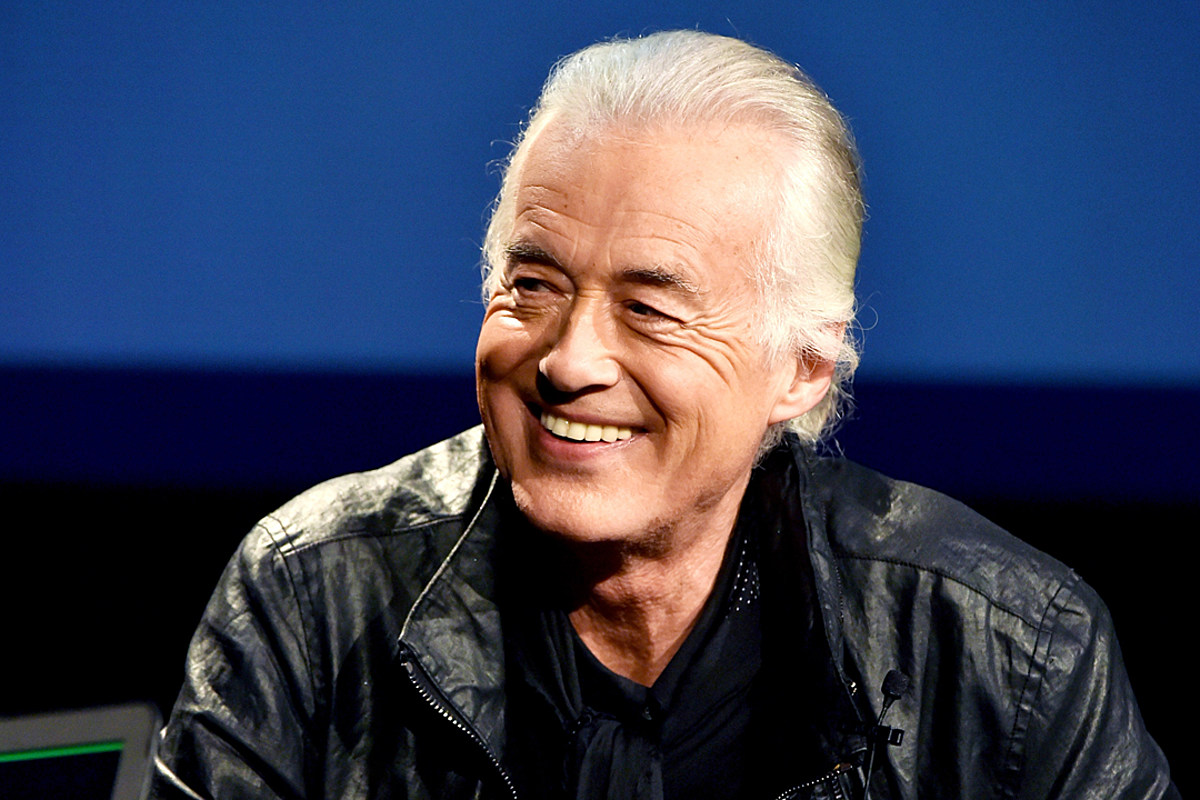 Jimmy Page Explains Why Led Zeppelin Were the Greatest