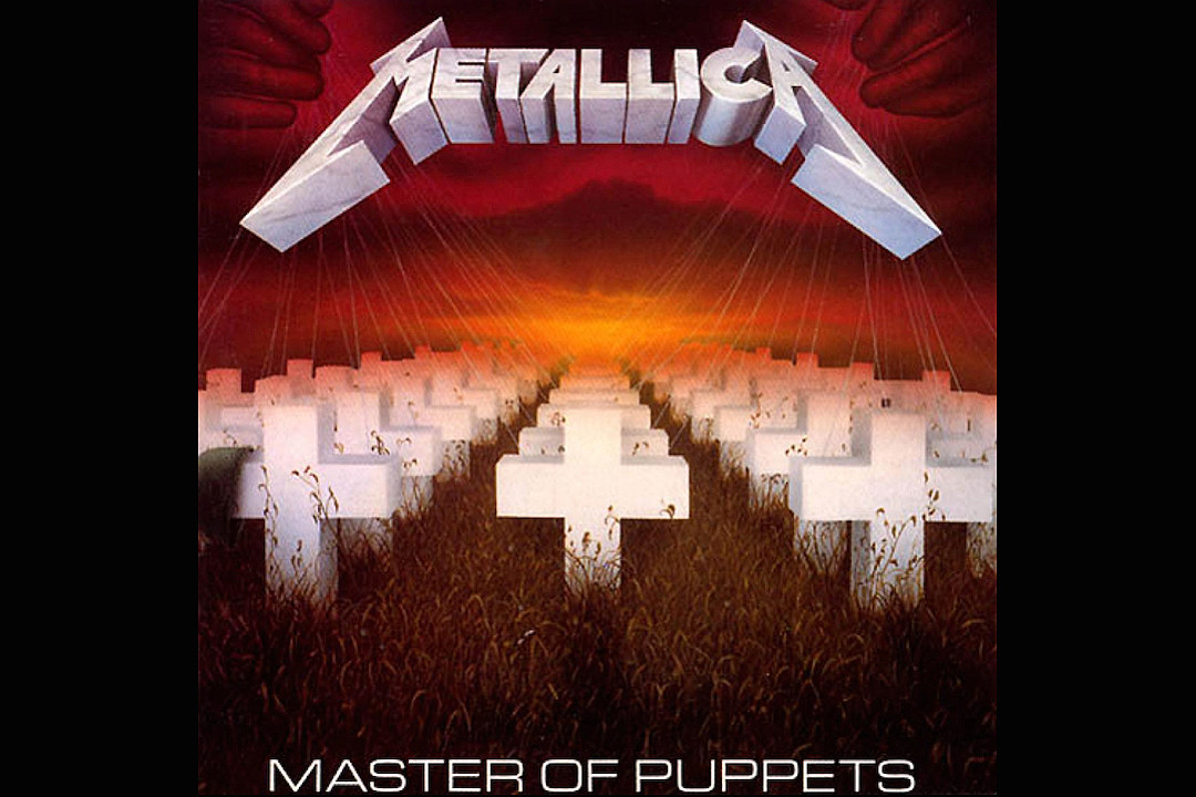 Cover Stories: Metallica's 'Master of Puppets'