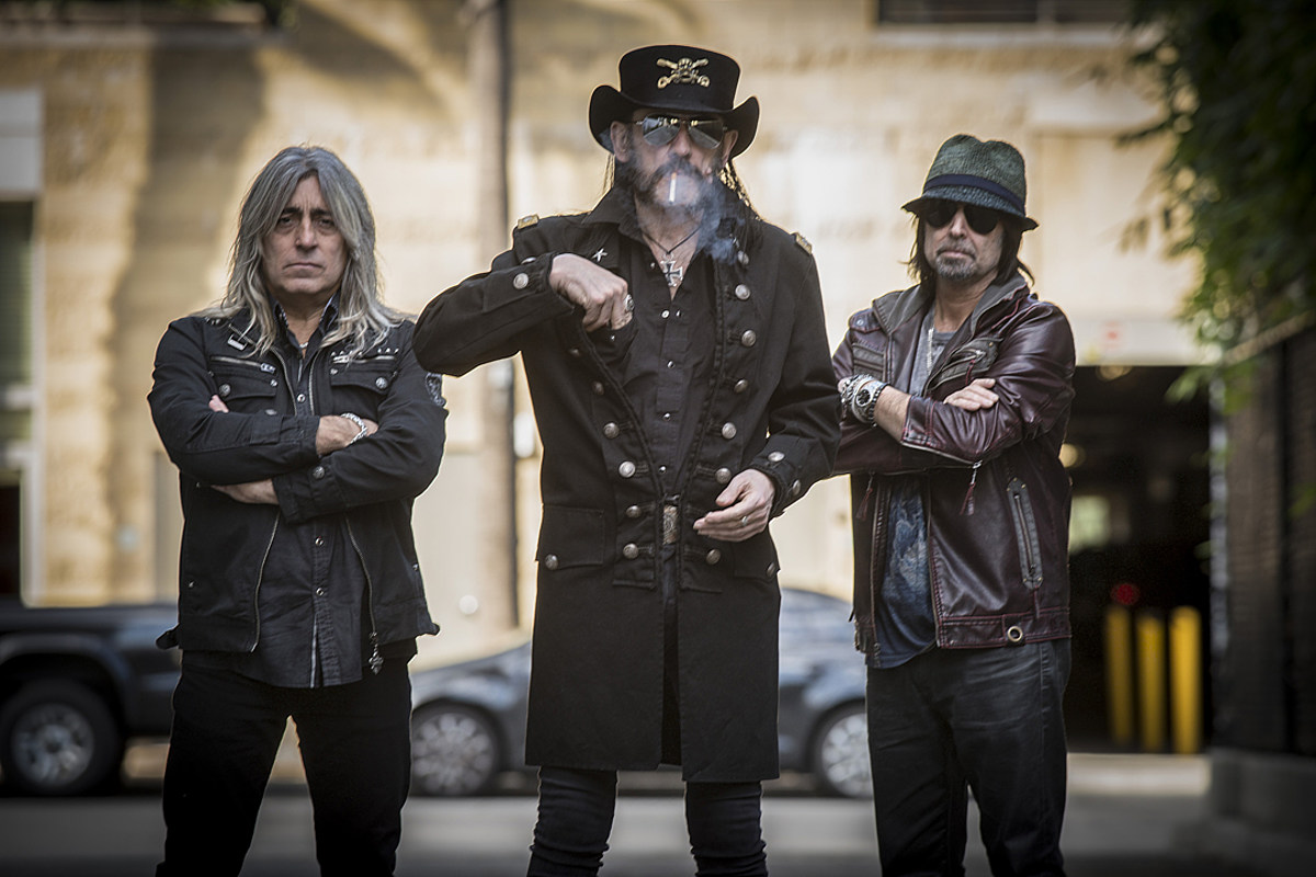 Phil Campbell + Mikkey Dee Snubbed From Motorhead's Rock and Roll Hall of Fame Nomination