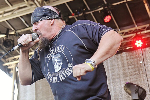 Free Suicidal Tendencies Concert Cut Short By Police In L A