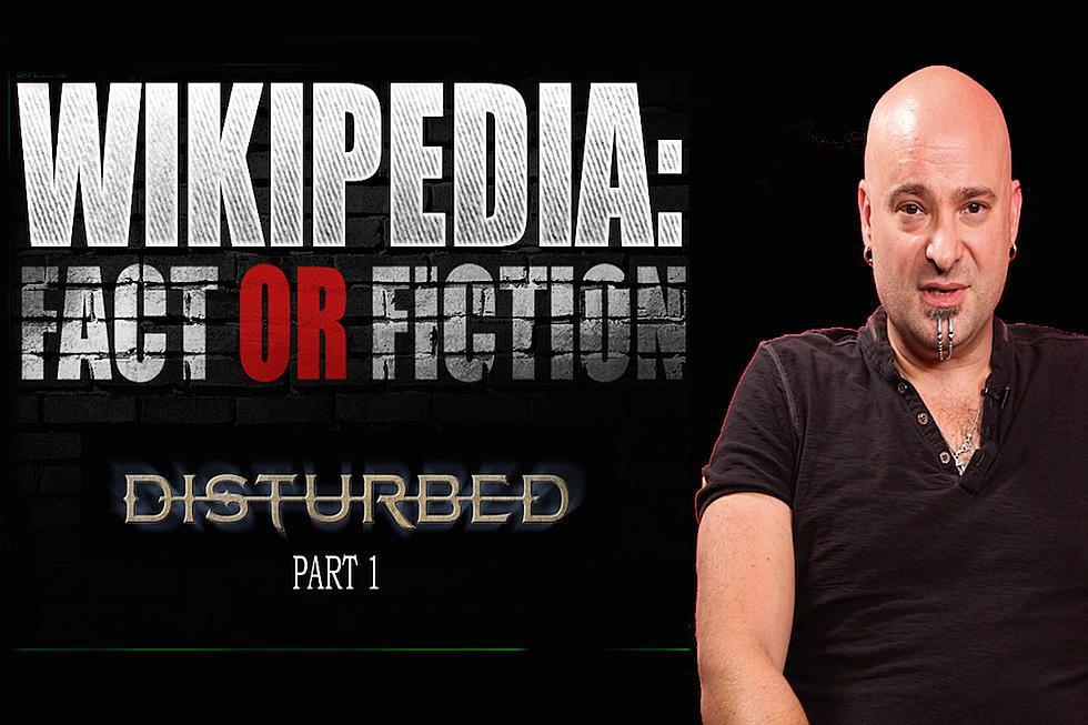 David Draiman Plays 'Wikipedia: Fact or Fiction?' (Part 1)