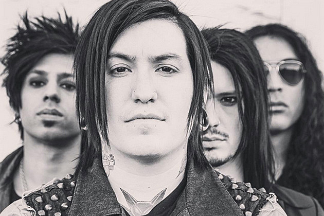Escape The Fate Stare Down Danger In Alive Video