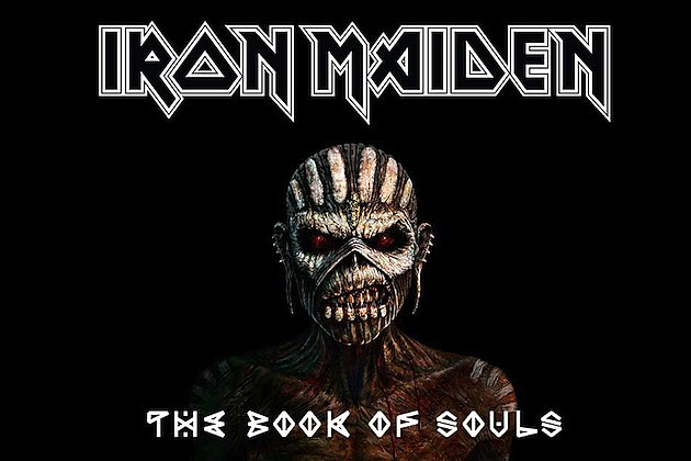 Iron Maiden The Book Of Souls Poster Censored By Parents