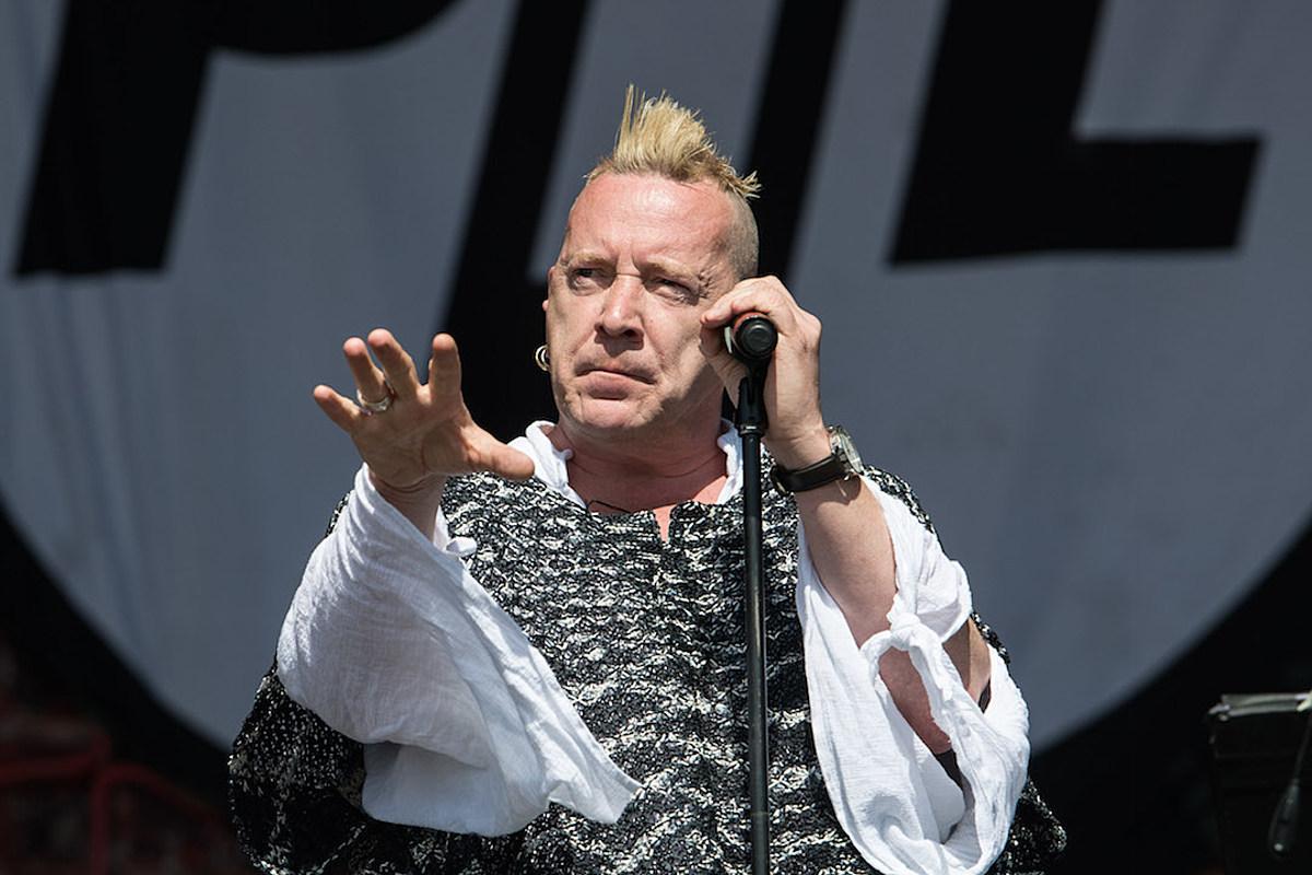 John Lydon on Public Image Ltd, Donald Trump 'Circus' + More