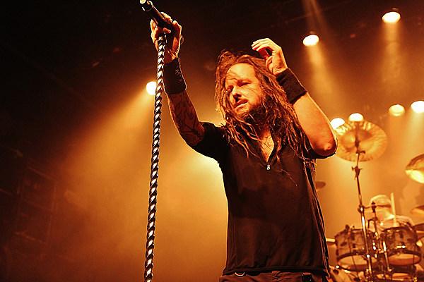 Korn's Jonathan Davis Shocked By President Obama Shout Out  Korn's Jona...