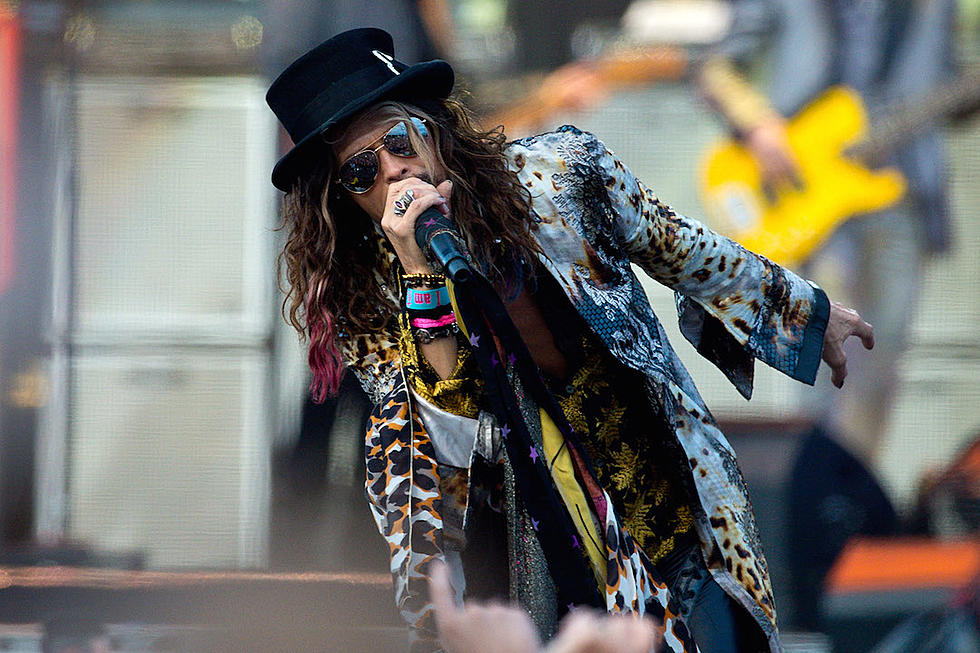 Steven Tyler Announces 2018 Solo Tour Dates