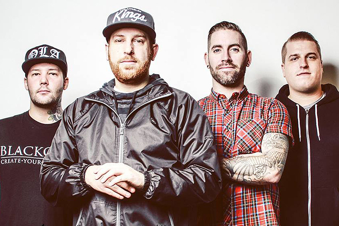 The Ghost Inside's Jonathan Vigil: 'Going to Shows Is Hard'