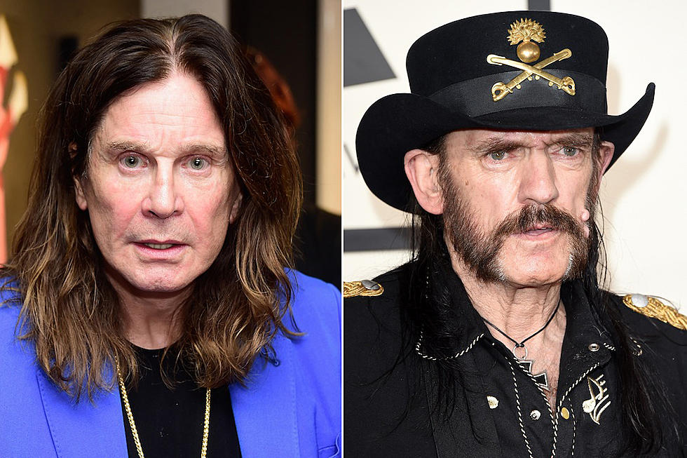 Ozzy Osbourne Tried Rushing to Lemmy's Side Moments Before Death