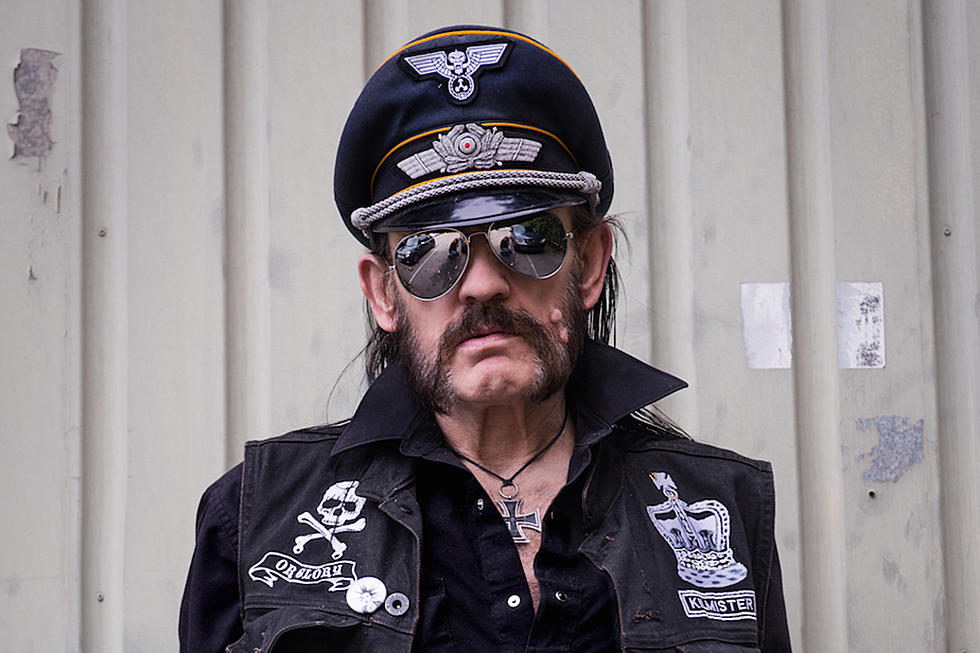 Motorhead's Lemmy Kilmister Official Cause of Death Revealed