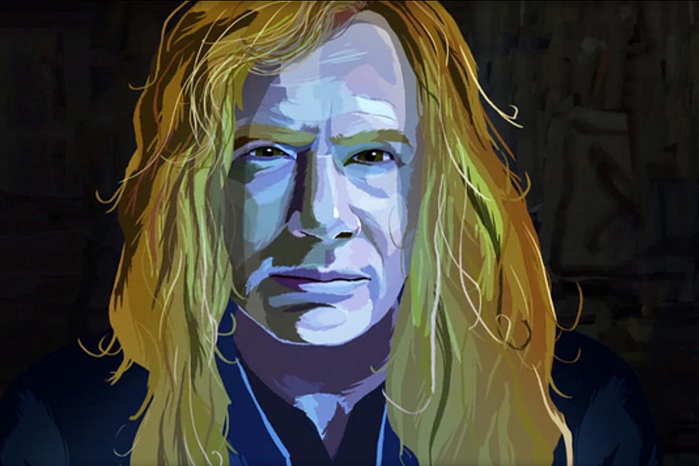 Megadeth Continue 'Threat Is Real' Story With 'Dystopia'