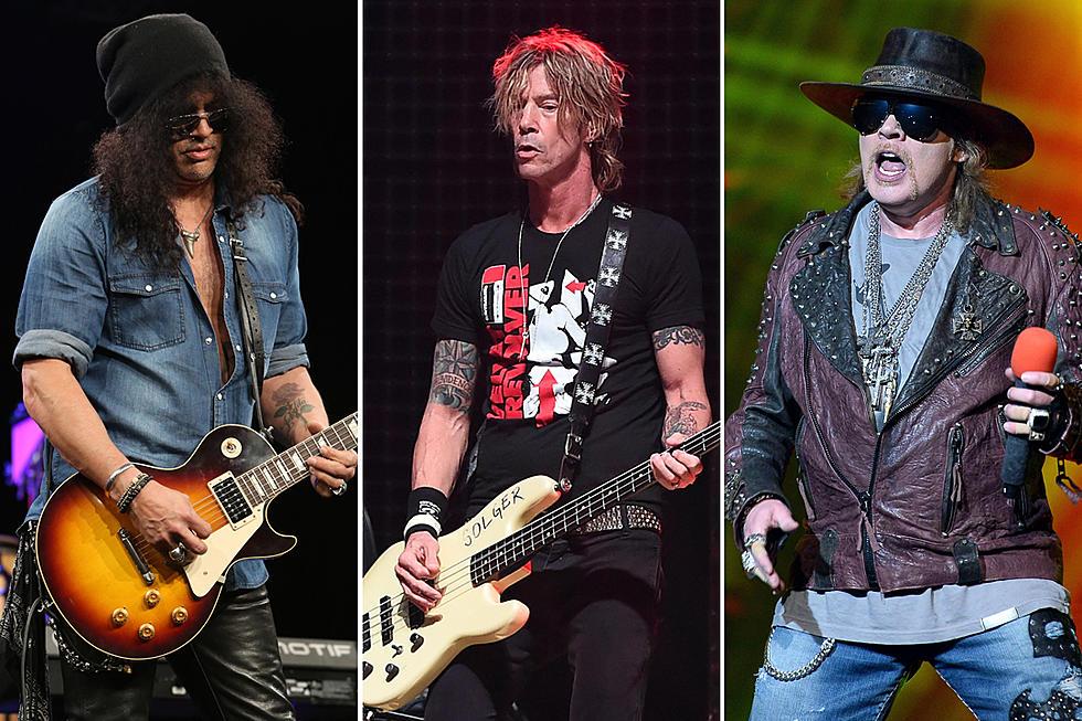 6859ecd05f81 Guns N  Roses Members Win Four Honors in 6th Annual Loudwire Music Awards