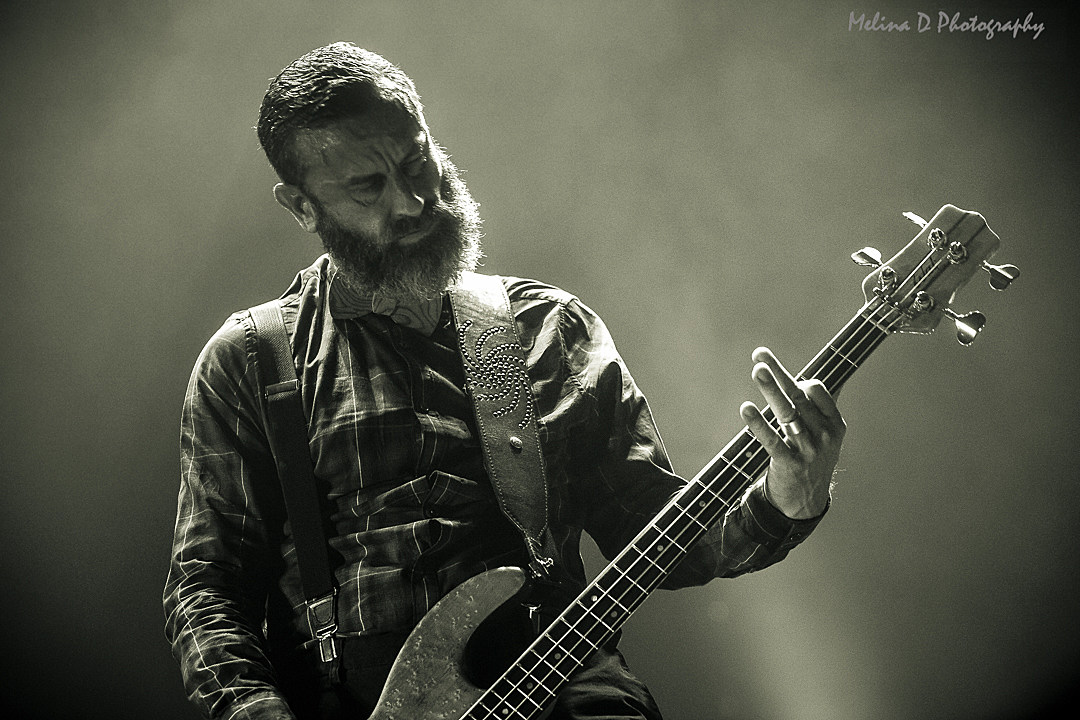 Justin Chancellor Has New Tool Riffs, Working on Multiple Collabs