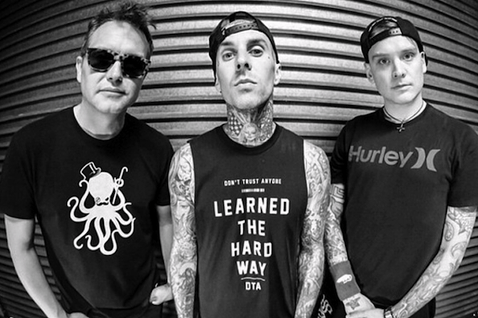 Blink-182 Deliver 30-Second 'Can't Get You More Pregnant'