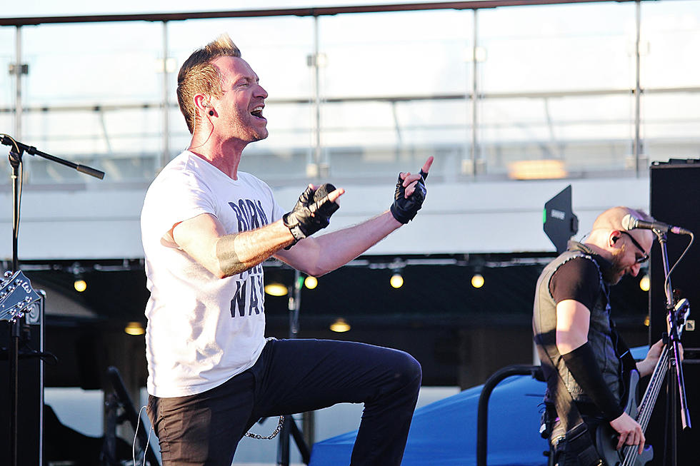 5 Questions With Thousand Foot Krutch's Trevor McNevan