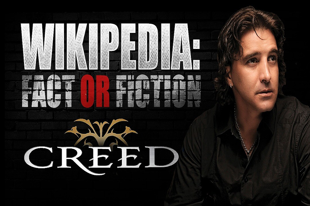 286dec549f4a59 Creed s Scott Stapp Plays  Wikipedia  Fact or Fiction