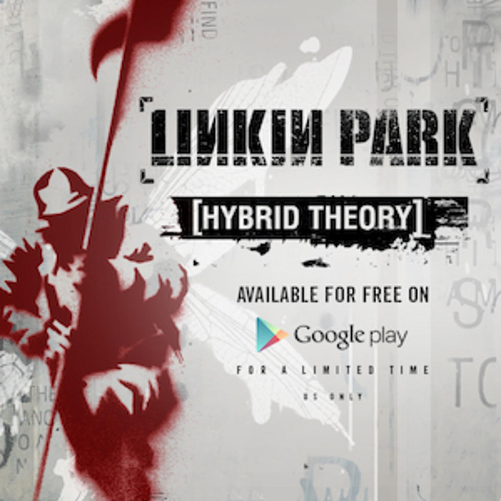 Linkin Park Offer Free Downloads Of Hybrid Theory