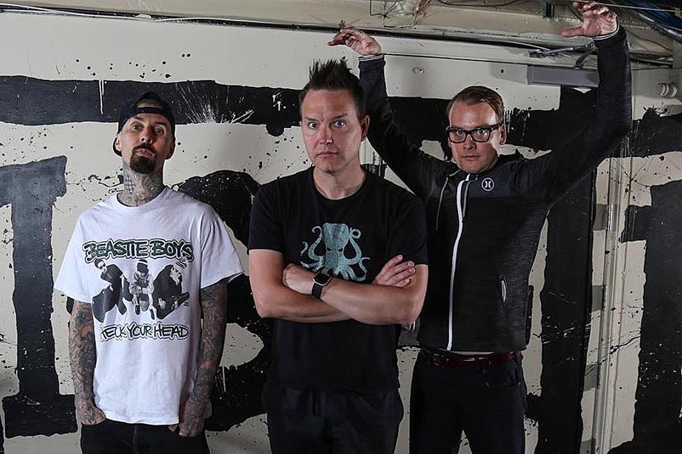 Blink-182 Unveil Lyric Video for New Song 'No Future'