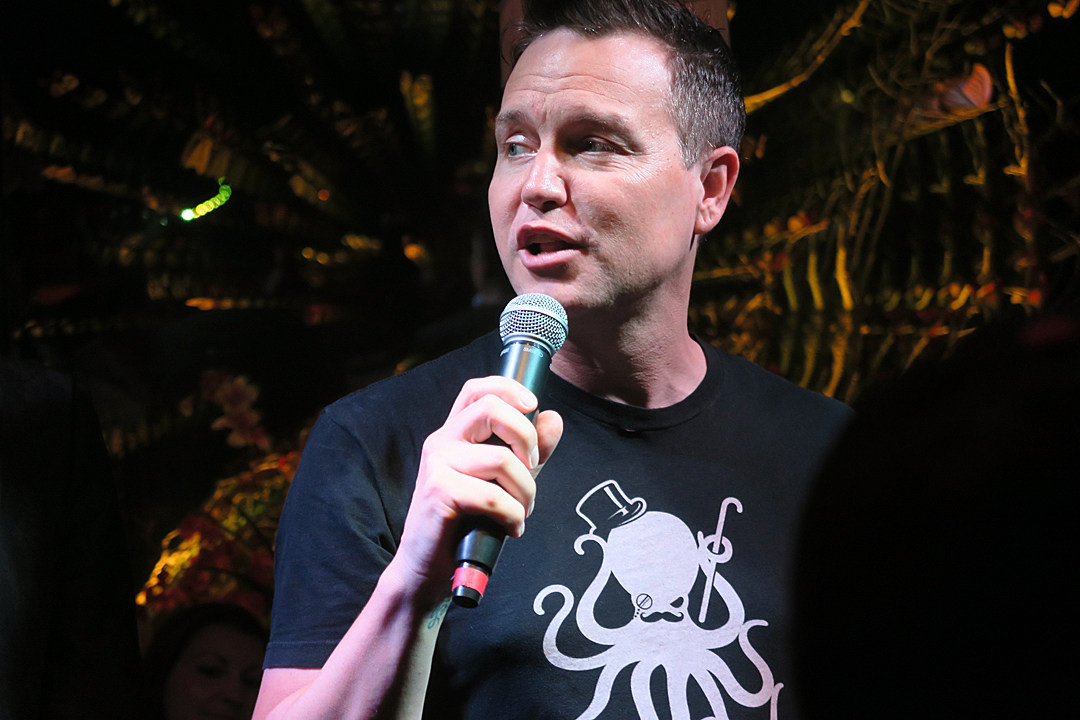 Mark Hoppus Open to More Blink-182 'Enema of the State' Shows