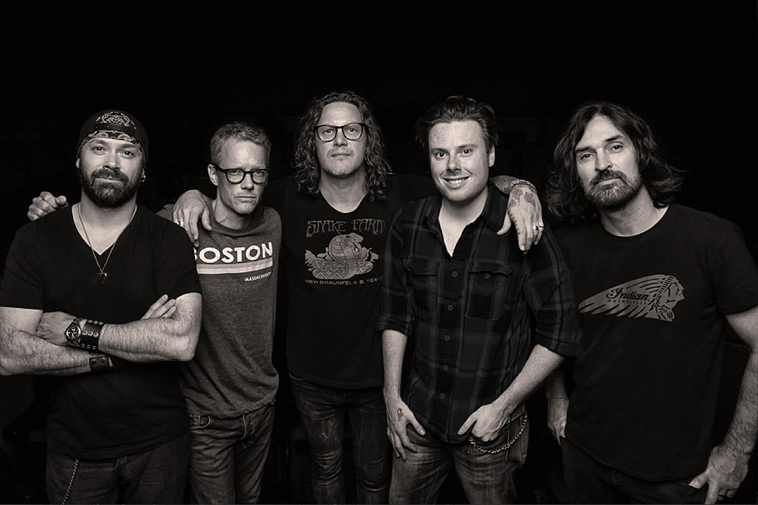 Candlebox Book 45-Date Tour, Classic Lineup Reunion at Two Shows
