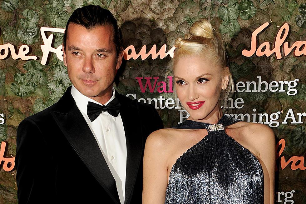 Gavin Rossdale-Gwen Stefani Divorce Settlement Revealed