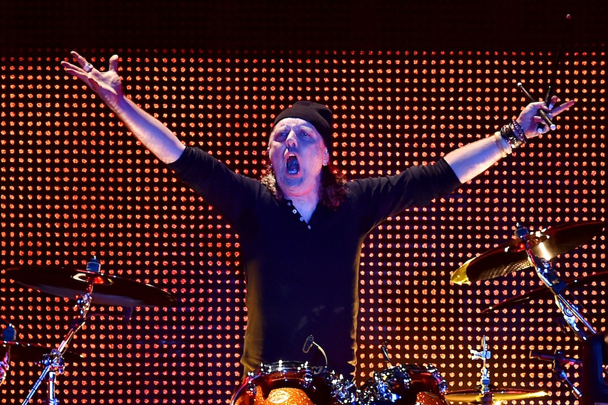 Lars Ulrich Provides 'Thunderous Drums' for 'Triple Frontier'